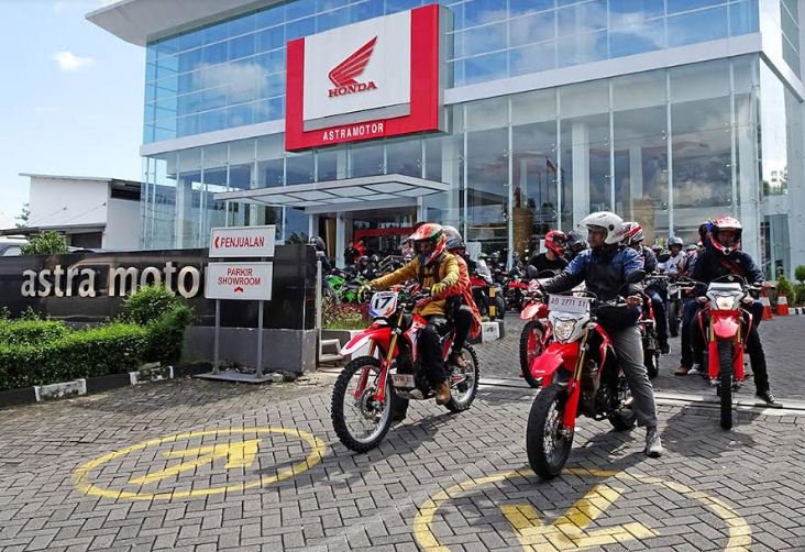 Yuk Intip Keseruan Acara Super Moto di Yogyakarta