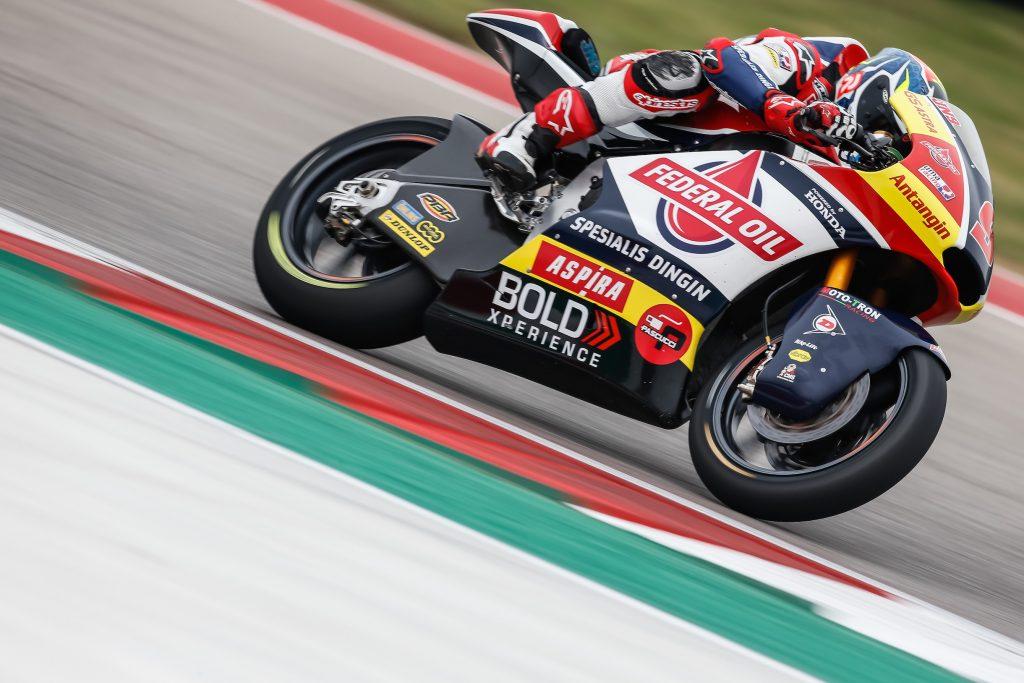Kualifikasi Menantang di Moto2 Amerika, Jorge Navarro Punya Kendala