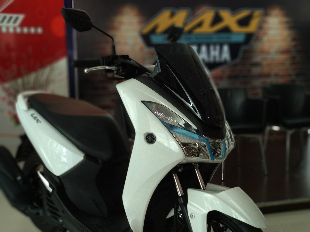 Motor Matic Terbaru Dari Yamaha Siap Dipasarkan