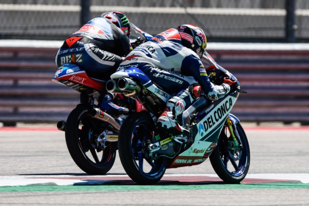 Setelah Menang di Moto3 Amerika, Jorge Martin Kembali Pimpin Kelasemen