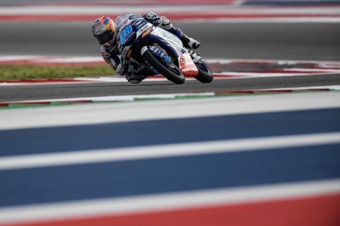 Jorge Martin Raih Pole Position di Moto3 Amerika