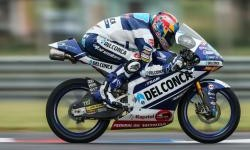 Pebalap Federal Oil Start Dari Row ke-2 dan Row ke-3, Tetap Optimis di Moto3 Argentina