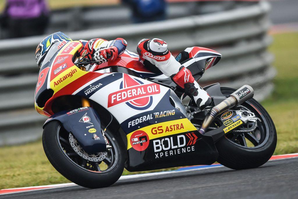 Moto2 Argentina 2018, Jorge Navarro Start dari Posisi ke-5