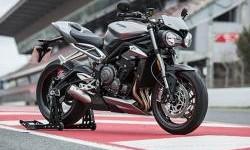 Triump Street Triple RS 765, Mesinnya Moto2 2019, Dipasarkan di Indonesia