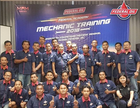 Mechanic Academy Federal Oil 2018, Lanjutkan Sukses 2017