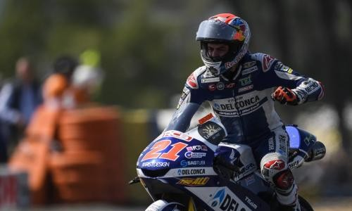 Fabio Di Giannantonio, Juara Sesungguhnya Moto3 Le Mans 2018