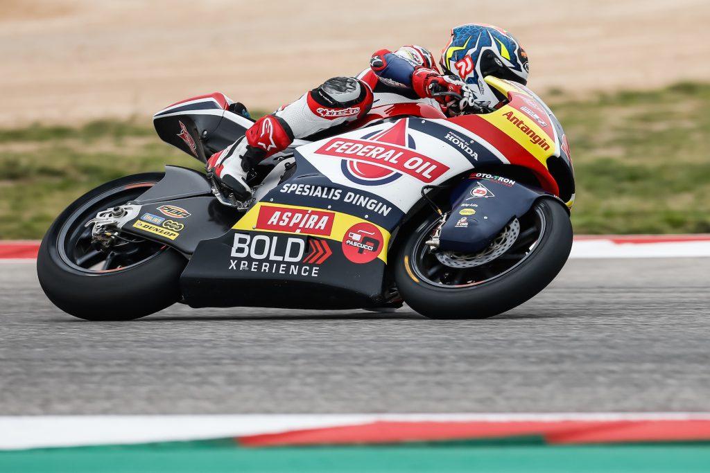 Hadapi Seri Keempat Moto2 di Jerez, Jorge Martin Berusaha Tampil Maksimal