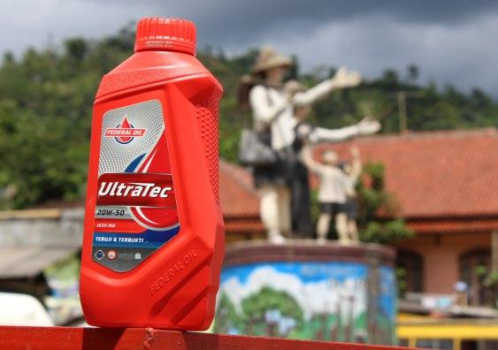 Federal Ultratec, Oli Spesial Untuk Motor Kamu