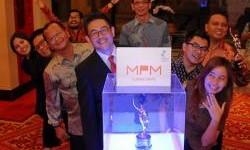 Kedua Kalinya MPM Lubricants Raih Penghargaan Dari HR Asia