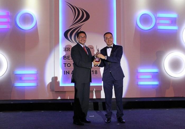 MPM Lubricants Terima Penghargaan dari HR Asia Best Companies