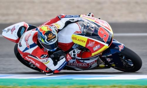 Moto2 Jerez, Jorge Navarro Akan Start Dari Row Kedua