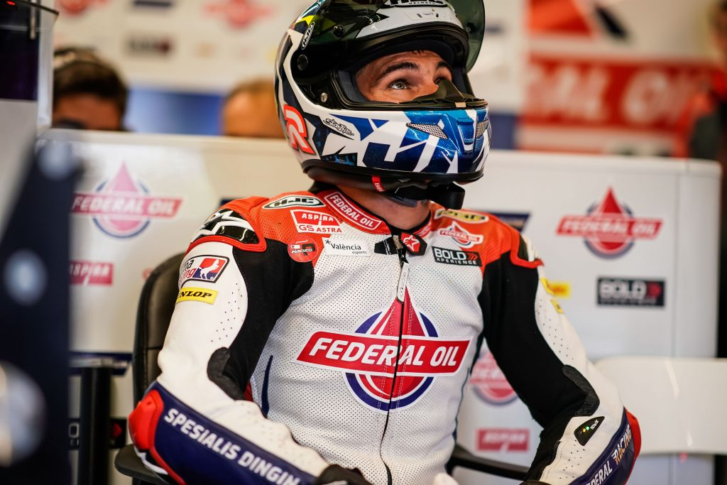 Jelang Moto2 Le Mans, Jorge Navarro Siap Melaju Ke Barisan Depan