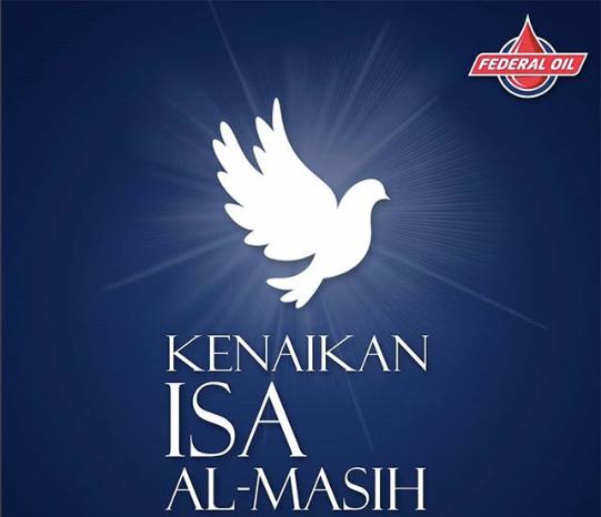 Hari Kenaikan Isa Al-Masih