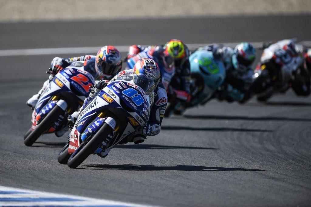 Moto3 Jerez, Jorge Martin Tak Beruntung, Fabio Finish Ketujuh