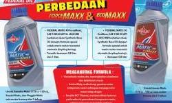 Motor Matic Pakai Federal Matic, Jangan Salah Pilih Antara ForceMaxx dan EcoMaxx