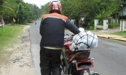 Lakukan Cara Ini, Dijamin Motor Mogok Jalan Kembali