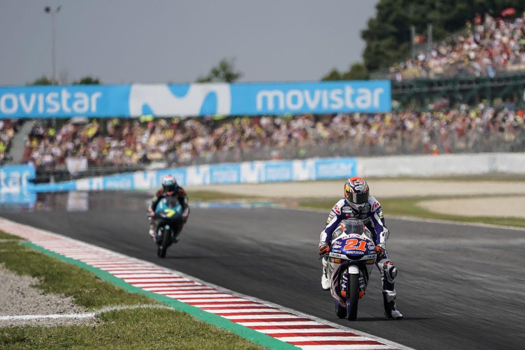 Moto3 Catalunya, Martin Keluar Lomba, Diggia Kemas Poin Krusial