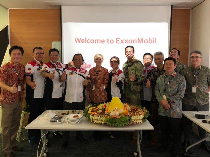 PT Federal Karyatama Resmi Menjadi bagian Dari Exxon Mobil