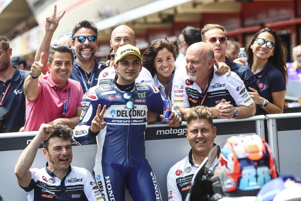 Kualifikasi Moto3, Jorge Martin Posisi Kedua, Fabio Siap Tampilkan Performa Terbaik