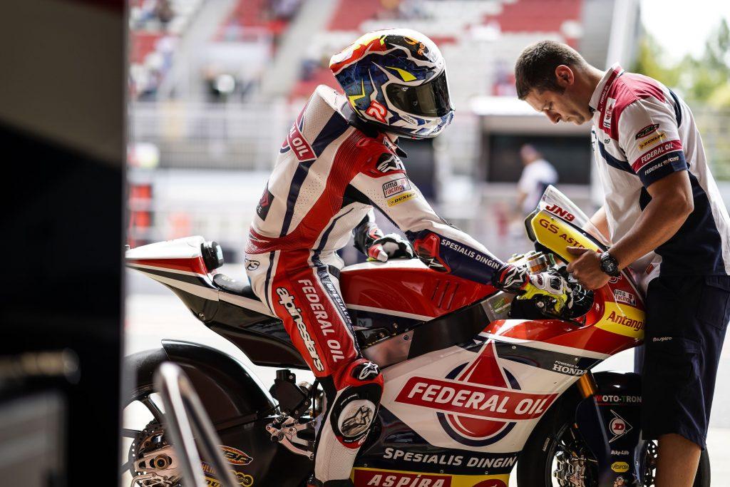 Moto2 Catalan 2018, Jorge Navarro Harus Berjuang Keras