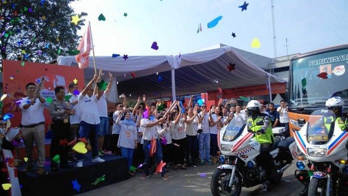 Mudik Bareng MPM Lubricants, Bersama Meraih Kemenangan