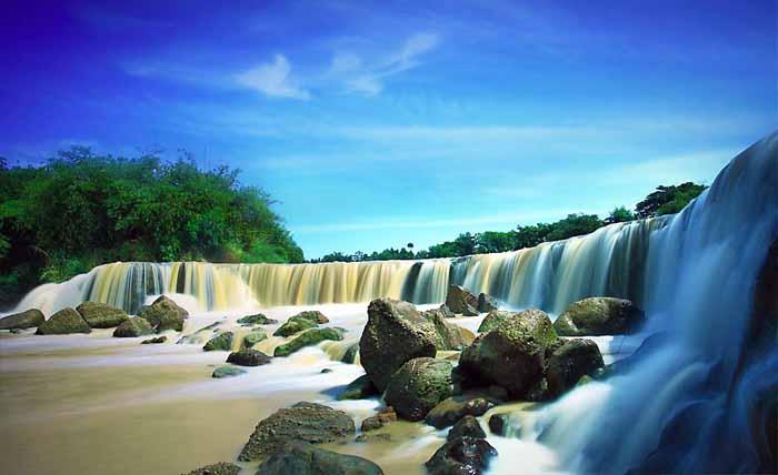 Sunmori ke Air Terjun Bekasi, Kenapa Enggak?