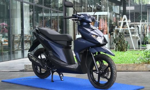 Ini Dia Teknologi Yang Diusung Suzuki Nex II