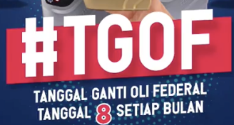 Feders, Sudah Ikutan #TGOF Belum?