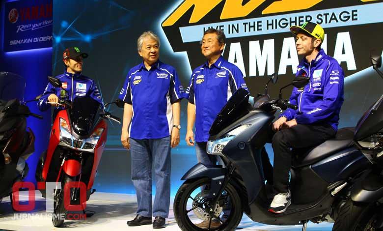 Tiga Kelebihan Yamaha Lexi yang Indonesia Banget