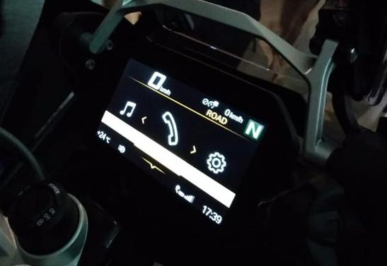 BMW Motorrad Makin Canggih Dengan Fitur Connectivity