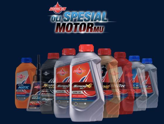 Federal Supreme XX, Spesial Untuk Motor Bertransmisi Manual
