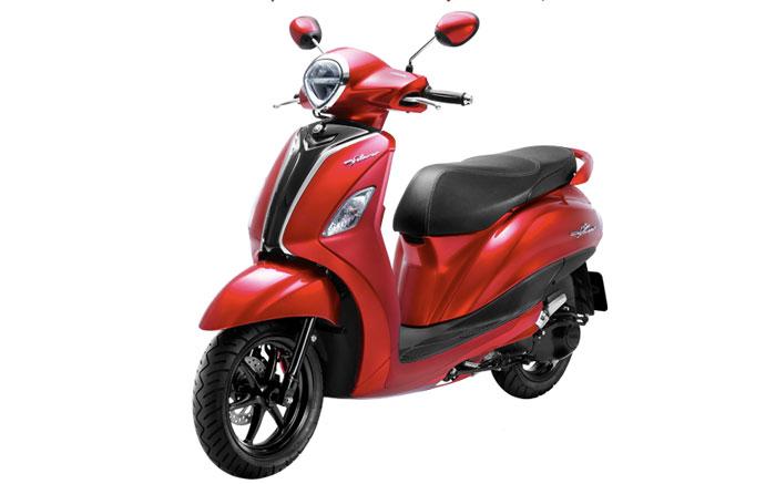 Grand Filano, Jawaban Yamaha Atas Honda PCX Hybrid