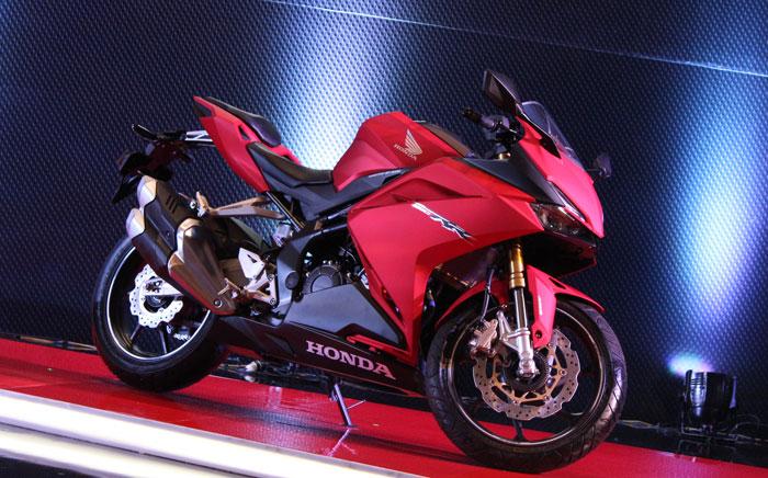 Varian Baru Honda CBR250RR, Bermain Warna