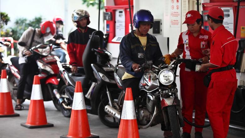 Gonta-ganti BBM, Efeknya Tidak Baik Bagi Mesin Motor