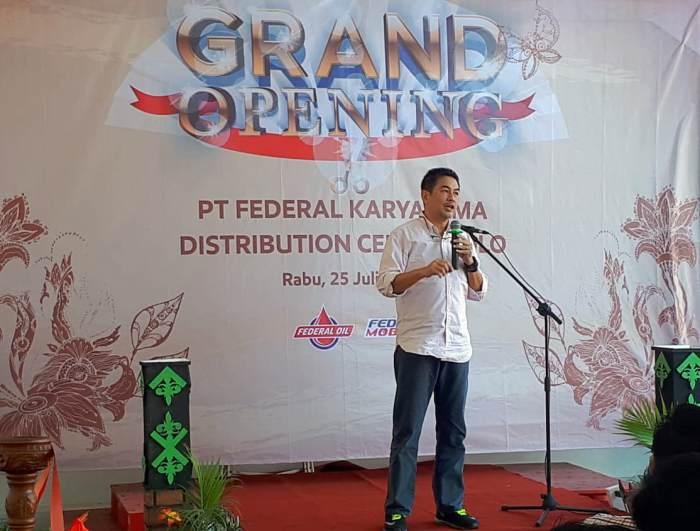 PT Federal Karyatama Meresmikan Distribution Center Kartasura