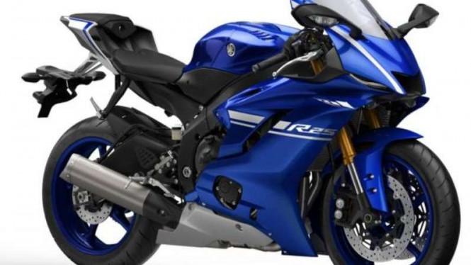 Yamaha R25 2019 Pakai Sok Up-Side Down, Masih Terkaan