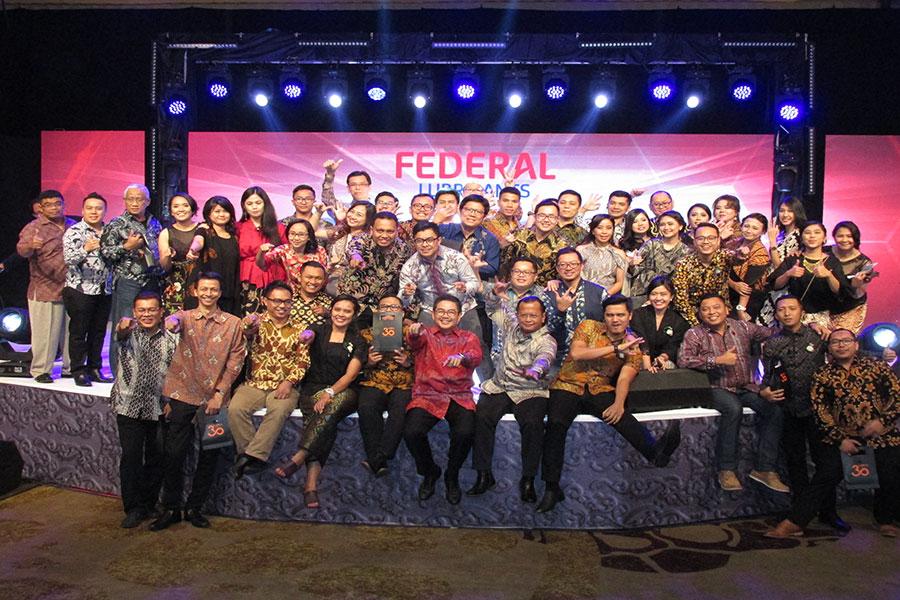 30 Tahun PT Federal Karyatama Spesial Melayani Kebutuhan Kendaraan Bermotor di Indonesia