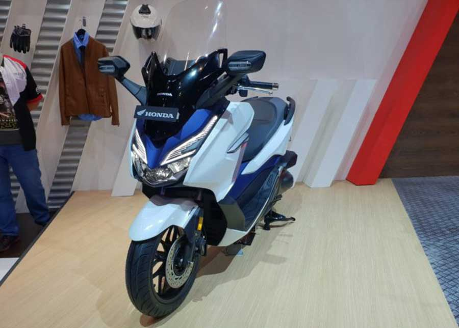 Resmi Dijual di Indonesia, Harga Honda Forza 250 Rp 70 Juta