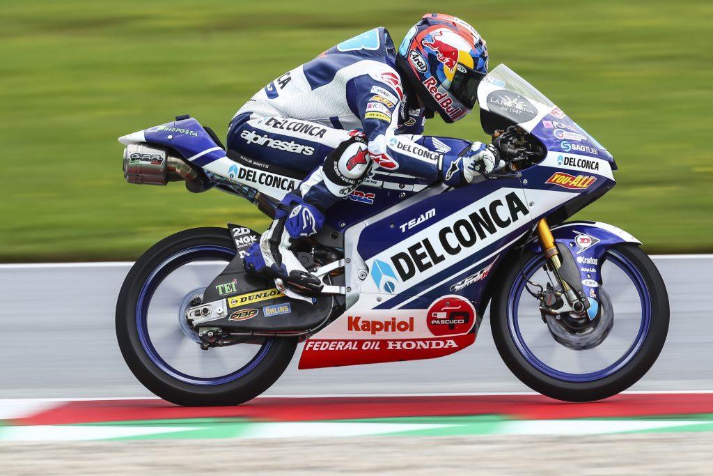 Jorge Martin Mengejutkan, Start Dari Row Pertama di Moto3 Austria