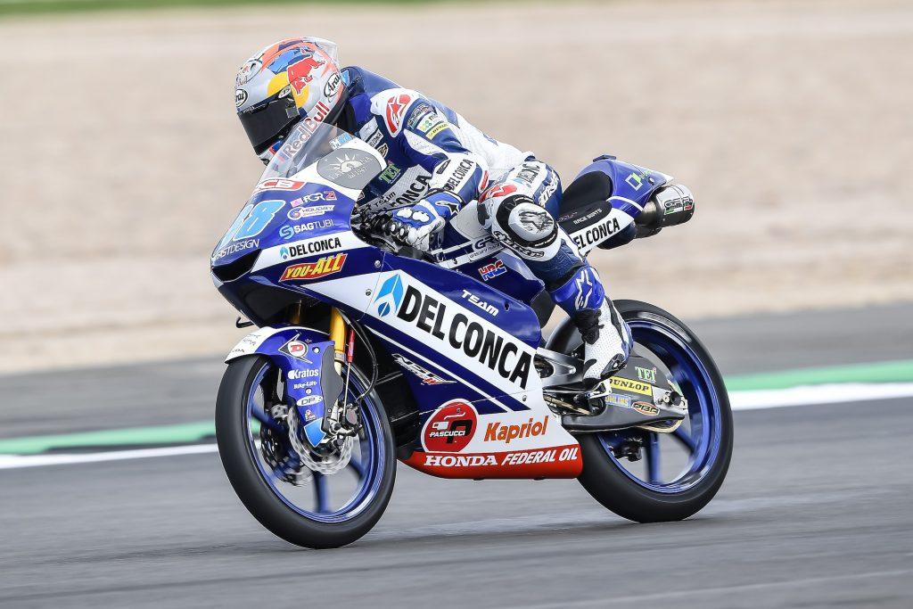 Kualifikasi Moto3 Silverstone, Lagi-Lagi Jorge Martin Pole Position