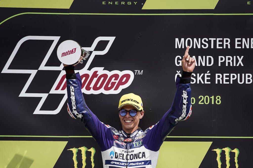 Moto3 Ceko, Penantian Panjang Fabio Di Giannantonio