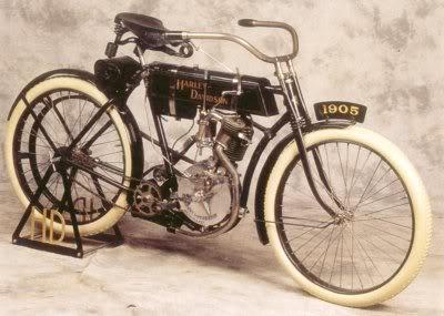 Sejarah Asal Mula Sepeda Motor