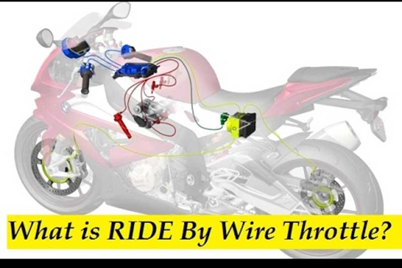 Dengan Teknologi Ride by Wire Motor Sport Lebih Aman