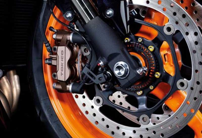Mengenal Teknologi ABS Pada Motor