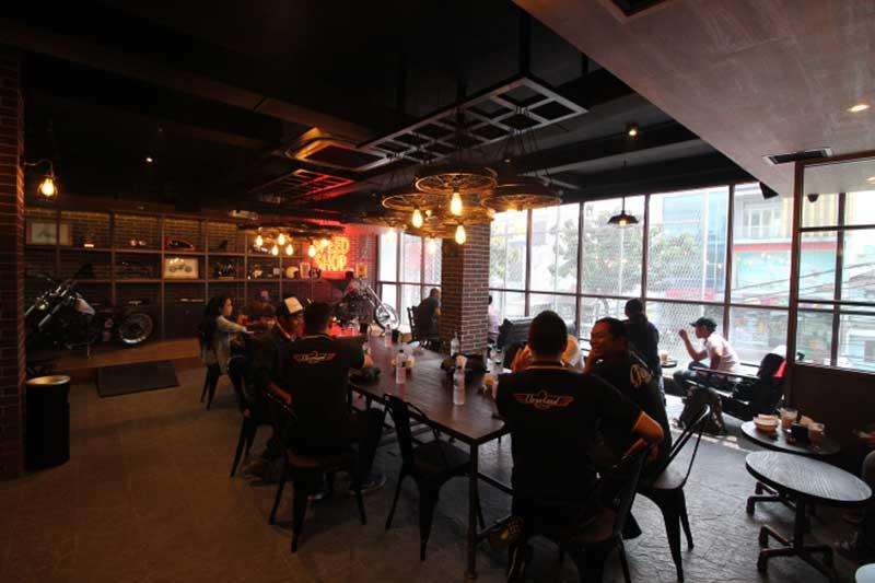 Cleveland Cyclewerks Lounge, Tempat Ngopinya Para Bikers
