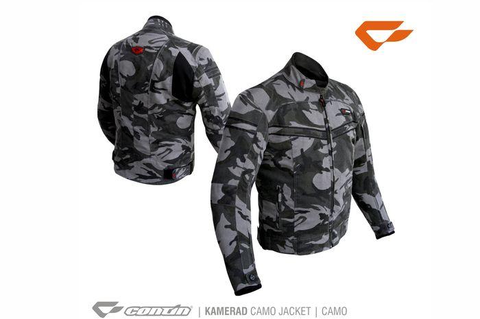 Jaket Keren Ini Sudah Dilengkapi Protector, Cocok Buat Pengendara Motor Sport