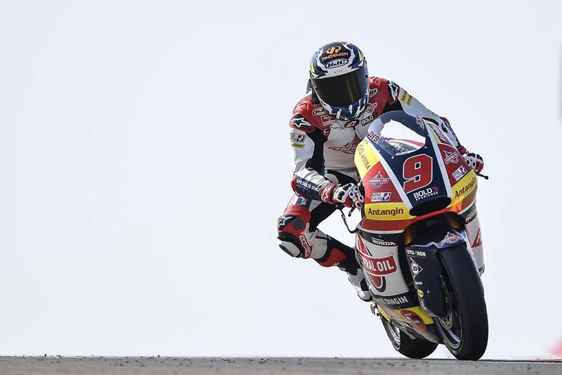 Kinerja Motor Navarro Lebih Baik di Moto2 Aragon 2018