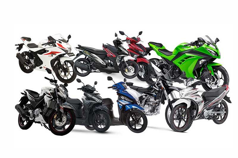 Penjualan Motor Bulan Juli, Honda Masih Kuasai Pasar