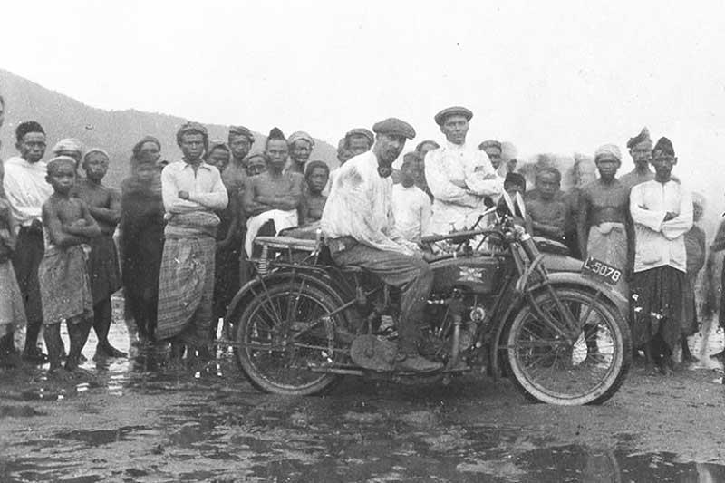 Kamu Harus Tahu, Inilah Sejarah Sepeda Motor di Indonesia