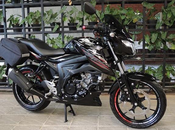 Harga Suzuki GSX-150 Bandit Belum Dirilis, Suzuki Malah Perkenalkan Suzuki Bandit Touring
